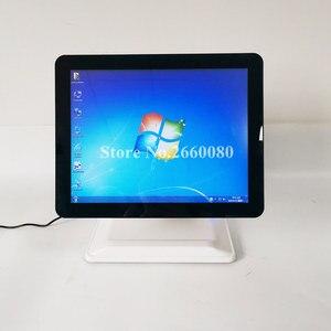 """Image 2 - POS sistemi 15 """"dokunmatik Panel yazarkasa ve yazar kasa çekmecesi ve 80mm termal makbuz yazıcı ile otomatik kesici ve barkod tarayıcı"""