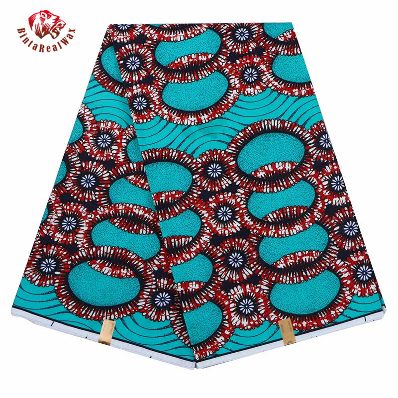 2019  Polyester Wax Prints Fabric 2019 Ankara Binta Real Wax High Quality 6 yards  African Fabric for Party Dress FP61542019  Polyester Wax Prints Fabric 2019 Ankara Binta Real Wax High Quality 6 yards  African Fabric for Party Dress FP6154