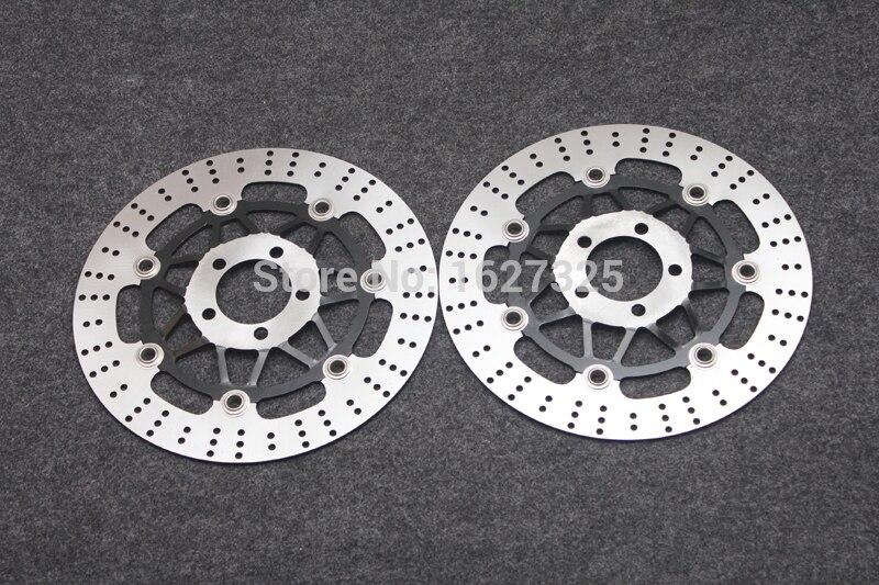 Мотоцикл переднего тормозного диска Роторы для СЗР 400 (ZX в 400 К1-К3/Н1-Н7) 90-99/ЗР 550 В2-В6 91-99