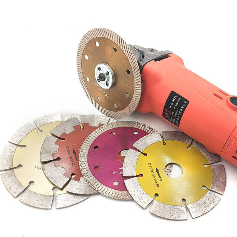 Diamond Circular Saw Blade Cutting Steel Stainless Steel Aluminum Cutting Disc For Metal Saw Blade 115mm Saw Disc