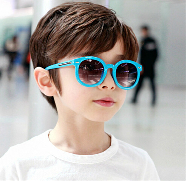 For Kids Fashion multicolour Mirror glasses sunglasses women Vintage sunglasses Women Brand Designer sun glasses feminino