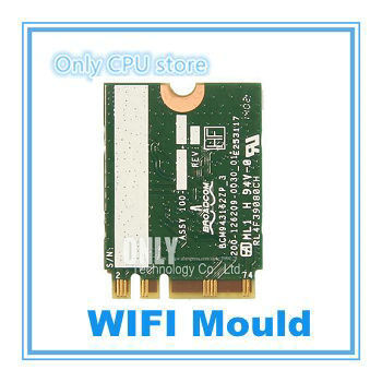 Broadcom BCM943162ZP Dual Band Wireless-AC 2.4G/5G Wifi Bluetooth 4.0 NGFF 802.11ac Card for IBM/Lenovo/ThinkPad FRU:04X6019