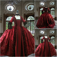 On sale R-019 Victorian Gothic/Civil War Southern Belle Ball Gown Dress Halloween dresses