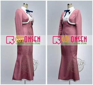 Image 3 - COSPLAYONSEN Amancyu! Hikari Kohinata Cosplay Costume All Size Custom Made
