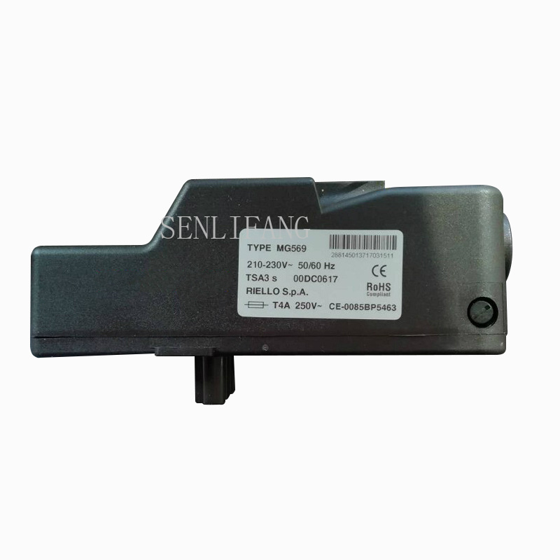 DHL Free Shipping R.B.L MG569 Control Box For Riello Burner Controller Upgraded Version Program Controller  NEW