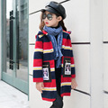 2016 Printing Girls Winter Coats And Jackets Kids Outwear Warm Down Padded Clothes Parka Children Baby Girls Clothing