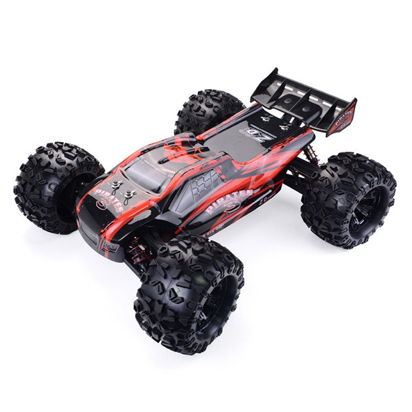 Professional Grade Rc Car 1 /8 Brushless 4wd Racing Monster Truck Rtr Adjustable Shock Absorber Gas Mode Zd Racing 9021 -v3  - buy with discount
