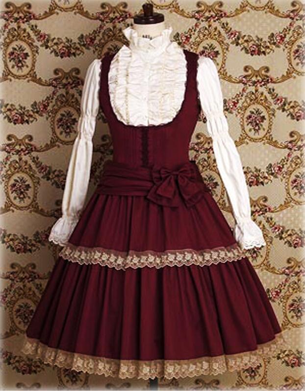 Lolita robe Noble tempérament Style japonais robe de princesse robe de soirée robe de bal Lolita Costume Cosplay livraison gratuite