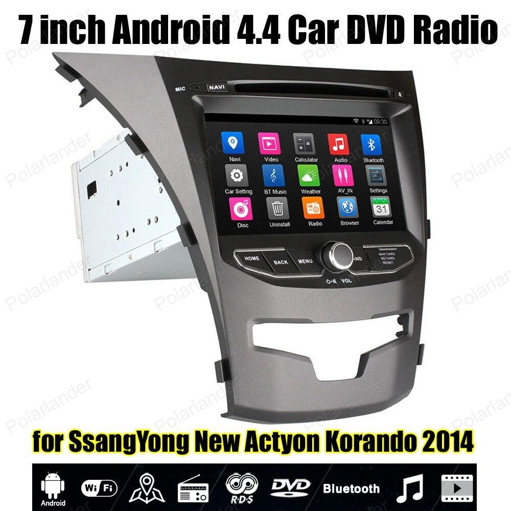 Android4 4 Car DVD Support font b TPMS b font GPS DAB OBDII DVR BT 3G