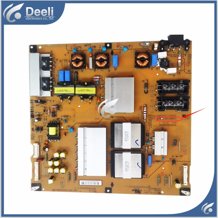 все цены на 99% new good Working original for Power Supply Board 60LA6200-CA EAX64908201 PN:3PCR00118A LGP60I-13P онлайн