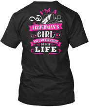 Are You A Fishermans Girl - Baby Im And I Am The T-shirt Harajuku Tops t shirt Fashion Classic Unique free shipping