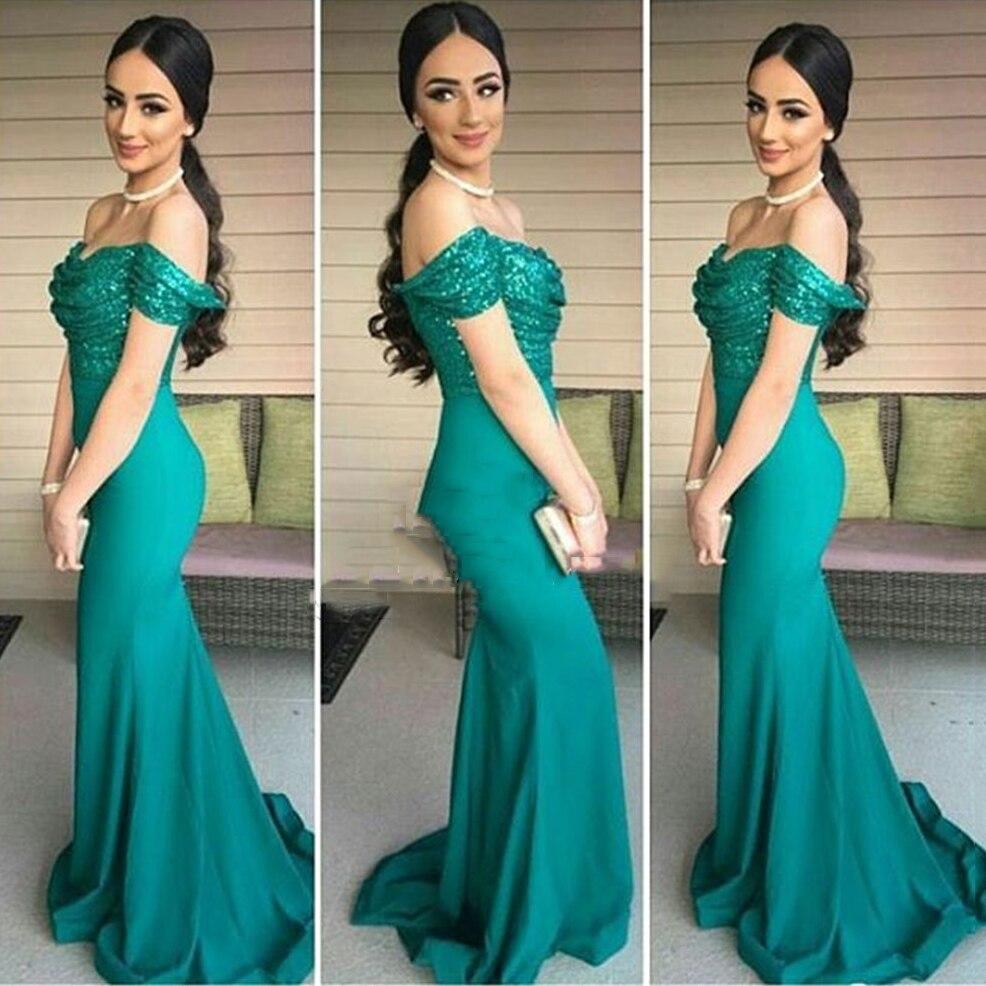 Teal Green Dresses