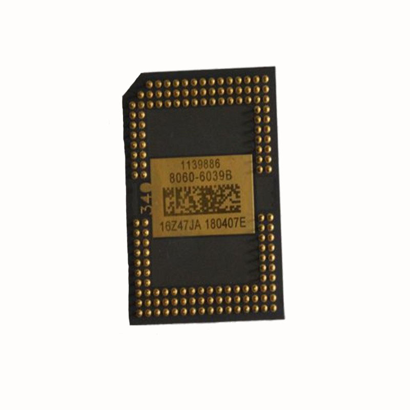original DMD dlp Chip 8060-6038B/8060-6039B For Benq MP515(R)/MS513(R)/MS513P(R) 8060 6038b dmd chip for benq mp514 projector