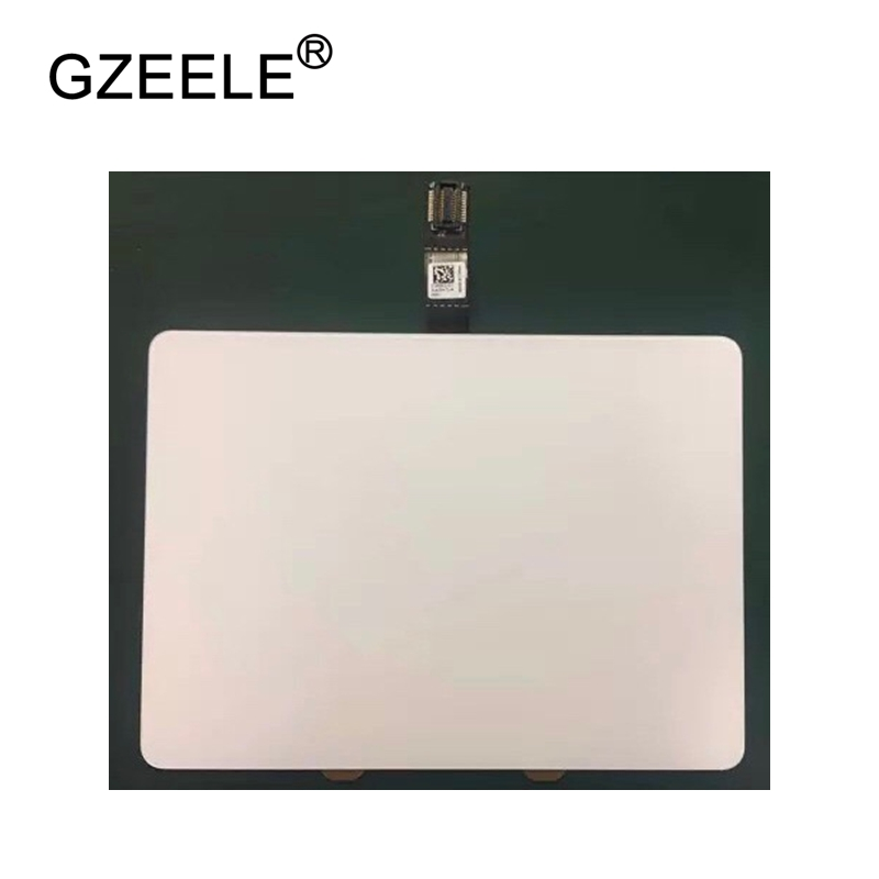 GZEELE New FOR apple for MACBOOK Air 13 Unibody A1342 Trackpad Touchpad 2009/2010 MC207 MC516 Replacement touchpad new touchpad trackpad with cable for macbook pro 13 3 unibody a1278 2009 2012years