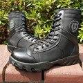 Открытый Безопасности Сапоги мужские Тактические Ботинки Пустыни Дышащие Легкие Горные Ботинки Специальные Кроссовки