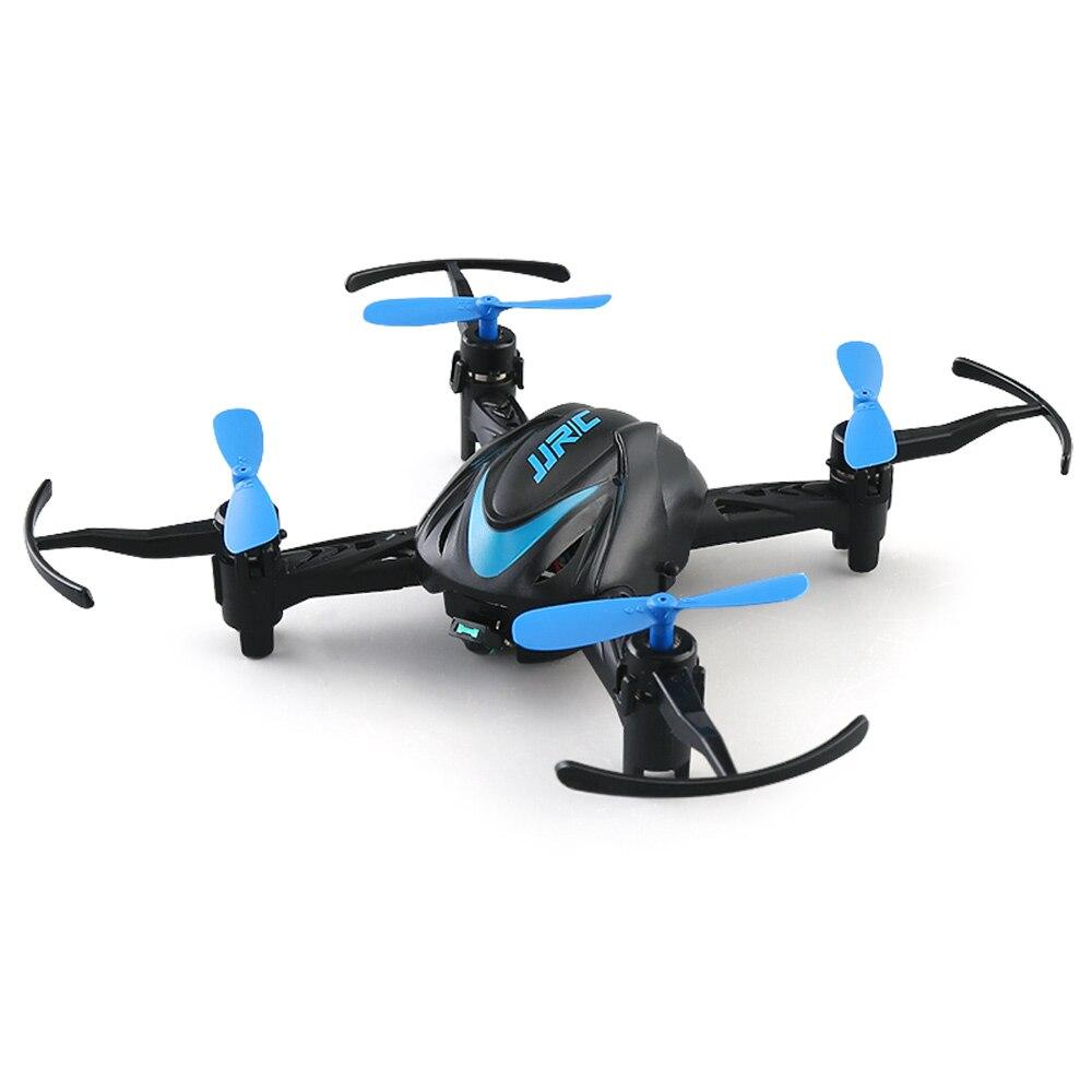 JJRC H48 Micro 2.4 GHz 4 Canali RC Drone RTF-axis Gyro 3D rollover Quadcopter Telecomando con Vite di Trasporto struttura