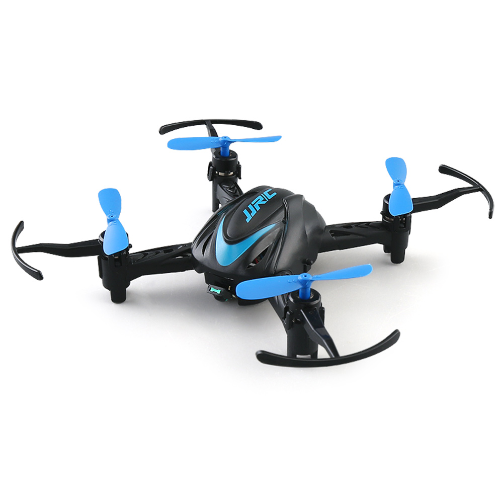 JJRC H48 Micro 2.4GHz 4 Channels RC Drone RTF 6-axis Gyro 3D rollover Remote Control Quadcopter with Screw Free Structure