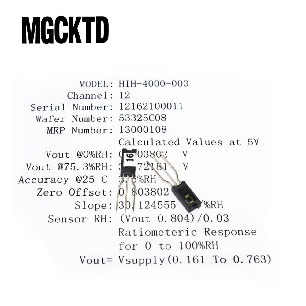 hih 4000 003 buy - HIH4000 SIP Humidity Sensors Full parts NO. HIH4000-003