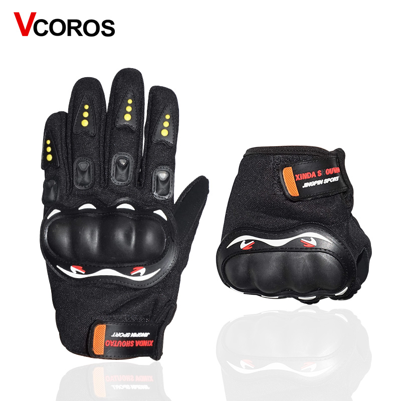 VCOROS Full Finger Motorcycle Gloves Protective Gears moto Motocross Glove breathable motobike ATV Outdoor Sports cycling glovesVCOROS Full Finger Motorcycle Gloves Protective Gears moto Motocross Glove breathable motobike ATV Outdoor Sports cycling gloves