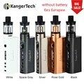 Chaude Kangertech Subox Mini-C Vaporisateur Kit Subox Mini C 50 W Boîte Mod avec 3 ml Protank 5 AUCUN 18650 boîtier de batterie mod Vaporisateur Kit vs Luxe Kit