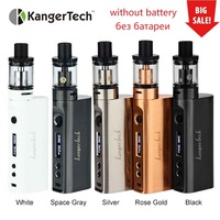 Hot Kangertech Subox Mini C Vape Kit Subox Mini C 50W Box Mod with 3ml Protank 5 NO 18650 Battery Box Mod Vape Kit vs Drag 2 Kit