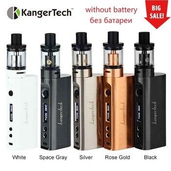 Hot Kangertech Subox Mini-C Vape Kit Subox Mini C 50W Box Mod with 3ml Protank 5 NO 18650 Battery Box Mod Vape Kit