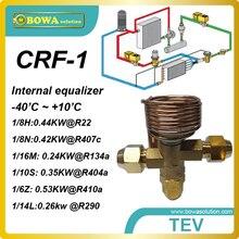 CRF-1 0.22KW (R134a) мощность охлаждения внутреннего equilizer и резьбового соединения термостатический расширительный клапан для охлаждения