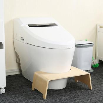 Escabelo de Assento Do vaso sanitário Higiênico Doméstico L Pé Fezes Fezes Fezes Anti-Skid Engrossado Agravada Para O Miúdo Das Mulheres Grávidas de Idade as pessoas