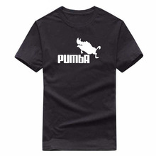 80b8af20749 Buy pumba t shirt and get free shipping on AliExpress.com