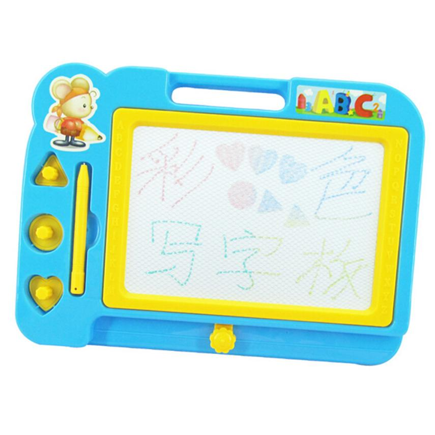 HIINST Children Kid Magnetic Writing Painting Drawing Graffiti Board Toy Preschool Tool  ...