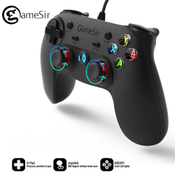 Original gamesir g3w wired gamepad controller for smartphone tablet pc with individual holder detachable bracket physically.jpg 250x250