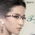 Ojo marcos de los vidrios para las mujeres vintage marco óptico monturas de gafas Anteojos Recetados marco tr90 gafas de equipo 70913