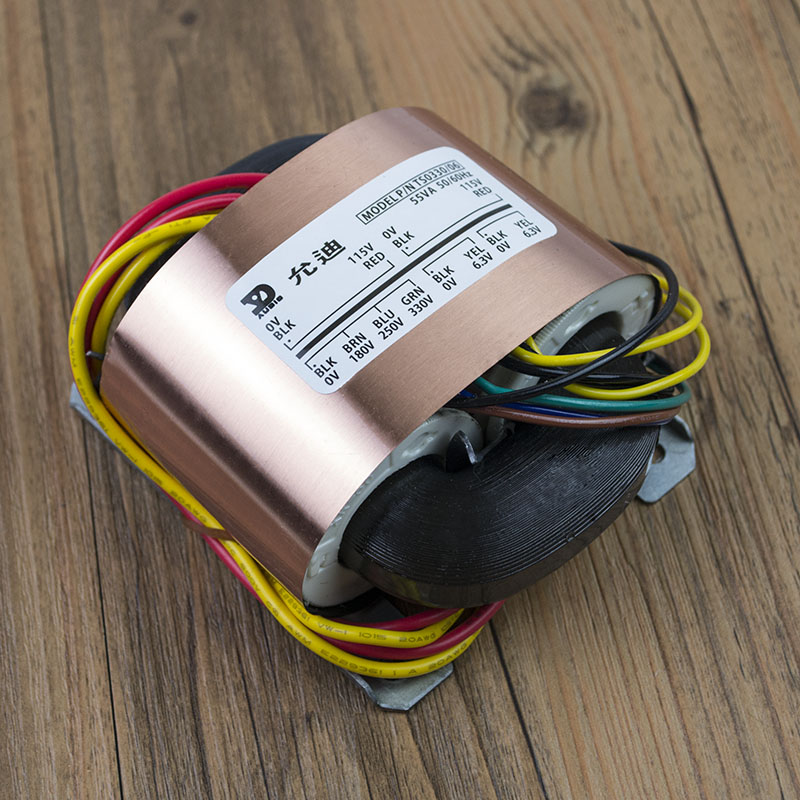 Electronic tube front class level R power transformer R cow suitable for 12AX7 12AU7 and so