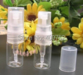Lot of 50pcs 2ml glass spray atomizers clear perfume bottles
