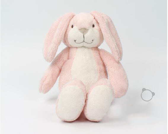 eccf28c5f9d1 23CM/31CM Soft Pink Rabbit Plush Toys Stuffed Animals Rabbit Dolls Kids Toys  for Children Birthday Gifts Party Decor E11003