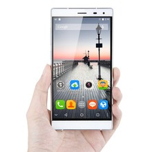 Original THL T7 5.5 pulgadas Android 5.1 teléfono móvil 3 G RAM 16 G ROM MTK6753 Octa Core 4800 mAh identificación de huellas dactilares 4 G LTE Smartphone