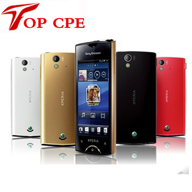 St18 Original Sony Ericsson Xperia Ray St18i Cell Phone Android GPS WIFI 8MP 3 3 TouchScreen