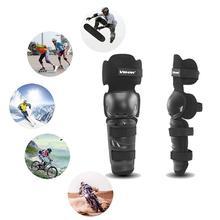 1 Pair Knee Sleeve Wrap Windproof Adjustable Leg Warmer Belt Protector Fitness Bicycle Cycling Sportswear
