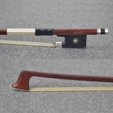 Unique D.peccatee Model 4/4 Size Master Pernambuco Violin Bow! Good Balance and Fast Response Premier Quality Natural Horse Hair