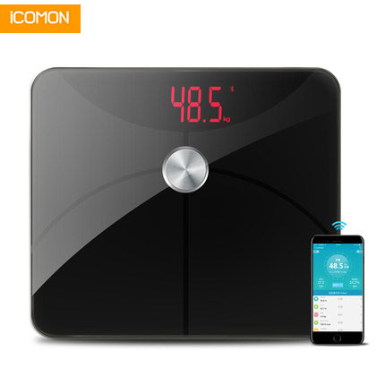 Newest 25 Body Data Household Smart Scale Electronic Floor Scales For  Measuring Body Fat Weight Digital Terazi Black Kg Lb St In Bathroom Scales  From Home ...