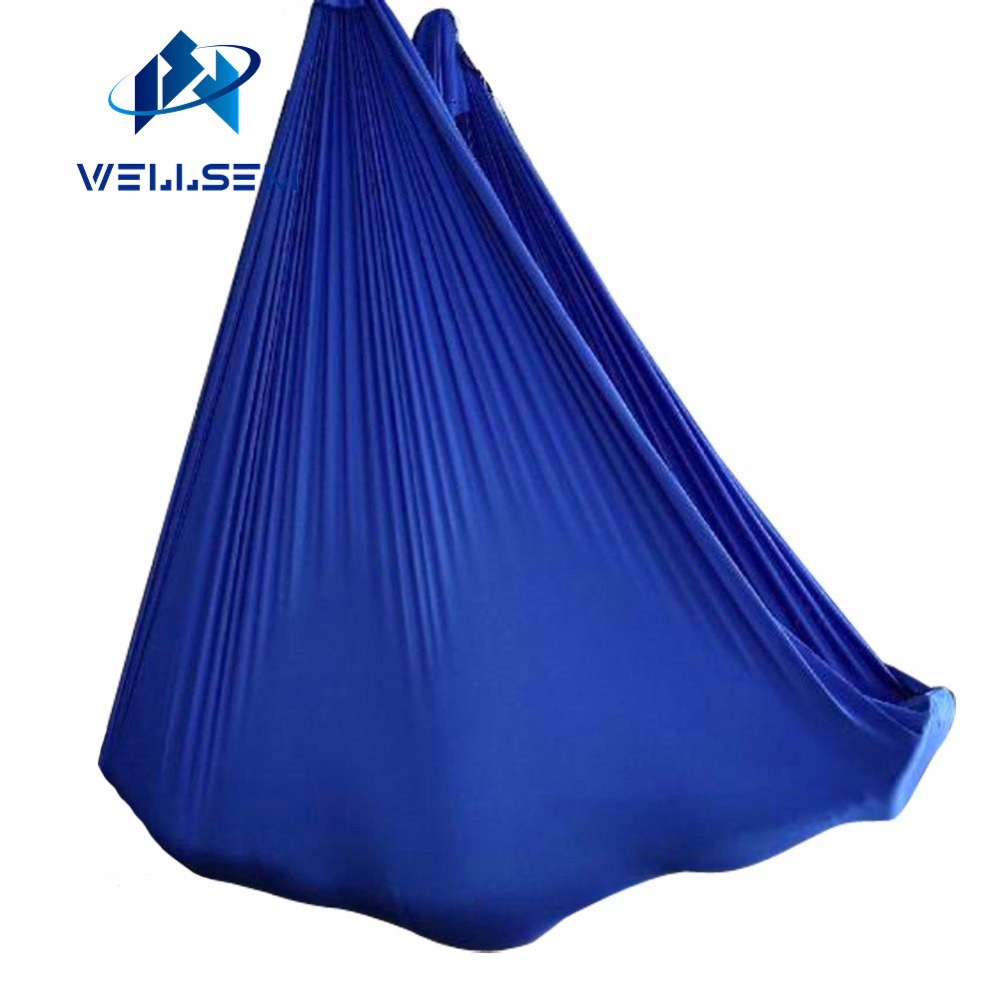 Customized Length --  Aerial Yoga Hammock Fabric Flying Swing Bed Anti-Gravity Trapeze Inversion Aerial Traction Touch Device
