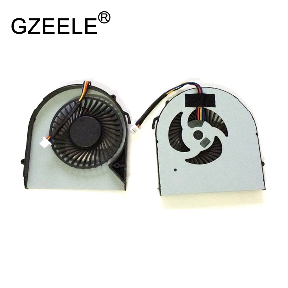GZEELE New Laptop Cpu Cooling Fan For Acer ASPIRE V5 V5-531 V5-531G V5-571 V5-571G V5-471 V5-471G MS2360 Cpu Cooling Fan Cooler