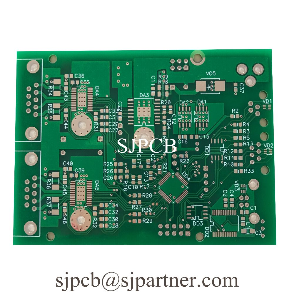 94vo Fr 4 Double Side Pcb Manufacturer Printed Circuit Board In Manufacturing Manufacturers Sided From Electronic Components Supplies On Alibaba Group