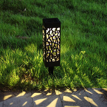 Solar Lamp Outdoor Sensor Solar Light LED Lawn lamp Waterproof Garden Landscape Light for Outdoor Pathway Driveway Yard Lamps