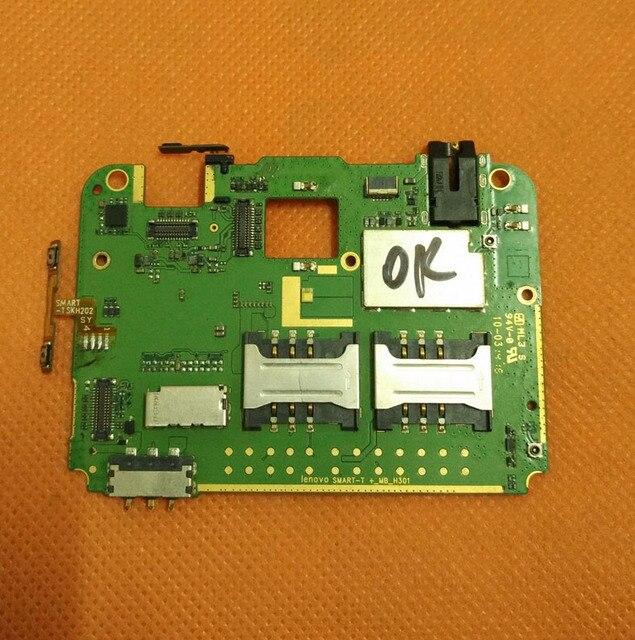 Подержанные Оригинальная материнская плата Материнская плата для Lenovo S898T + MT6592 Octa Ядро 5.3 ''HD TD-SCDMA Бесплатная Доставка