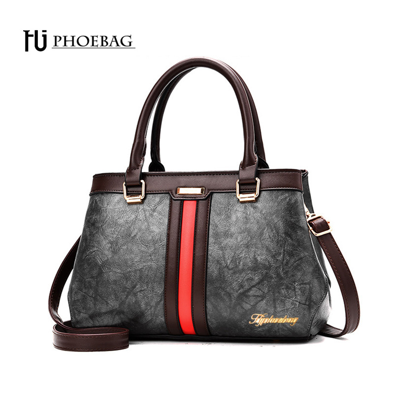 HJPHOEBAG 2017 Brand new design women bag Fashion solid luxury lady shoulder bags PU leather high quality girl handbags HJ-K286 jooz brand new luxury women handbags lady pu leather crossbody shoulder messenger bags female boston bowknot solid pattern bag