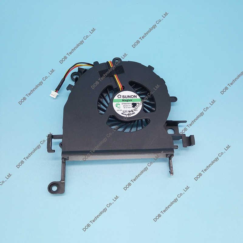 CPU Laptop Cooling Fan para ACER aspire 4733 4738 4738G 4738ZG 4733Z ZQ8B ZQ8C MF60090V1-C080-G99 3 PIN