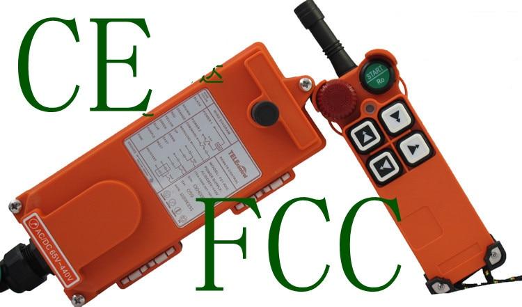 F21 4S crane remote control Forest Winch Remote Control Crane Crane Radio Wireless Remote Control for
