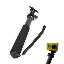 Palo De Selfie extensible De aluminio para Gopro Hero 4 3 Sj4000, trípode para selfis Xiaomi Yi Dslr