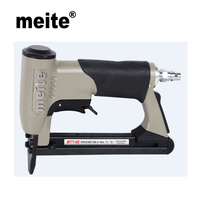 Meite MT7116S 3/8 crown fine wire stapler pneumatic tool gun nailer gun with trigger safety for furniture Mar.18 Update tool